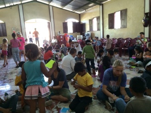 Children at Susuma VBS